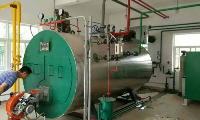 四通锅炉厂